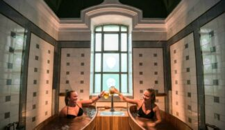 beer spa in Budapest