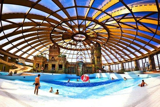 Stag do aquapark budapest