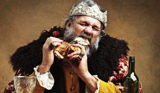 medieval dinner stag do hen do budapest